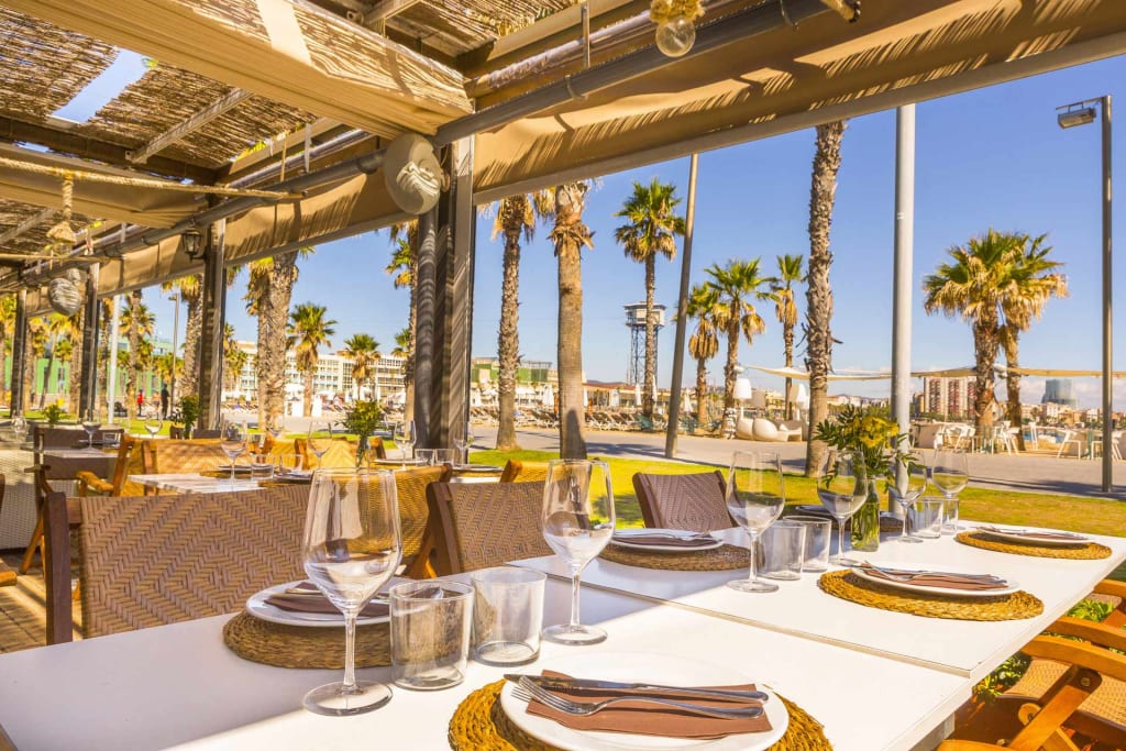 Where to eat in barcelona - Mama rosa