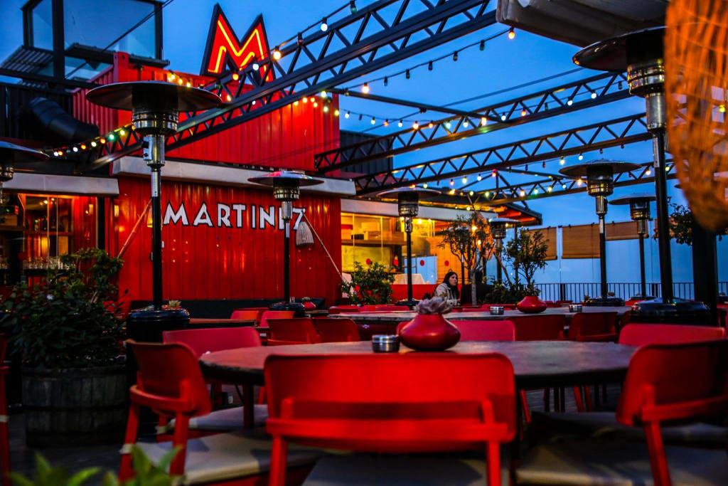 Terraza martinez - Recomended Restaurants in Barcelona