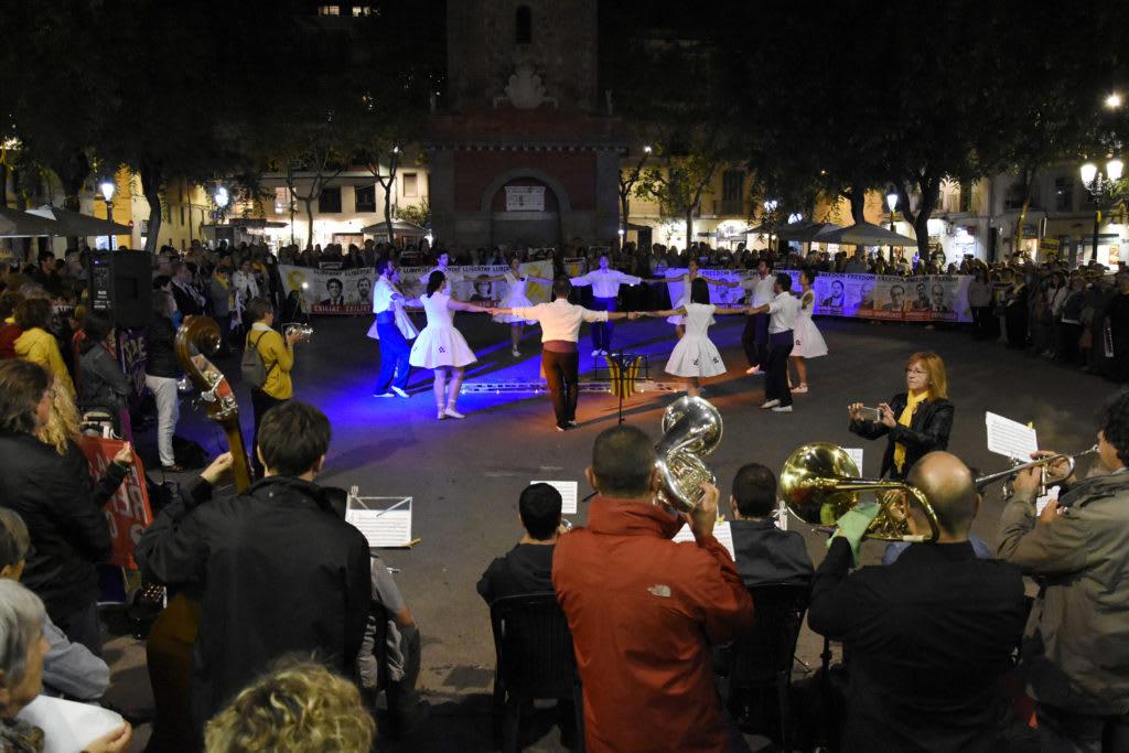 Sardanes in Barcelona