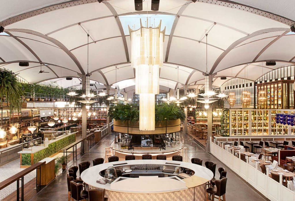 El Nacional - Best restaurants to eat in Barcelona