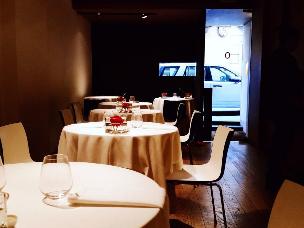 Hisop restaurant barcelona