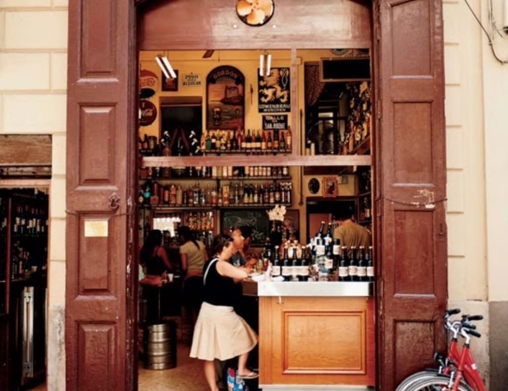 traditional bars in barcelona - Quimet quimet