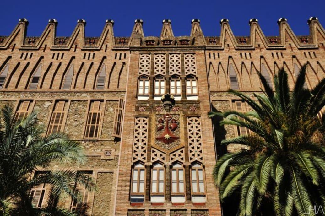 Col.legi de les Teresianes - Gaudí Buildings