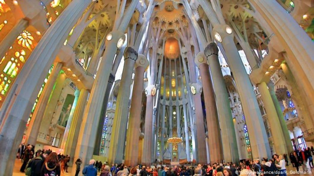 La Sagrada Família - Gaudí Buildings