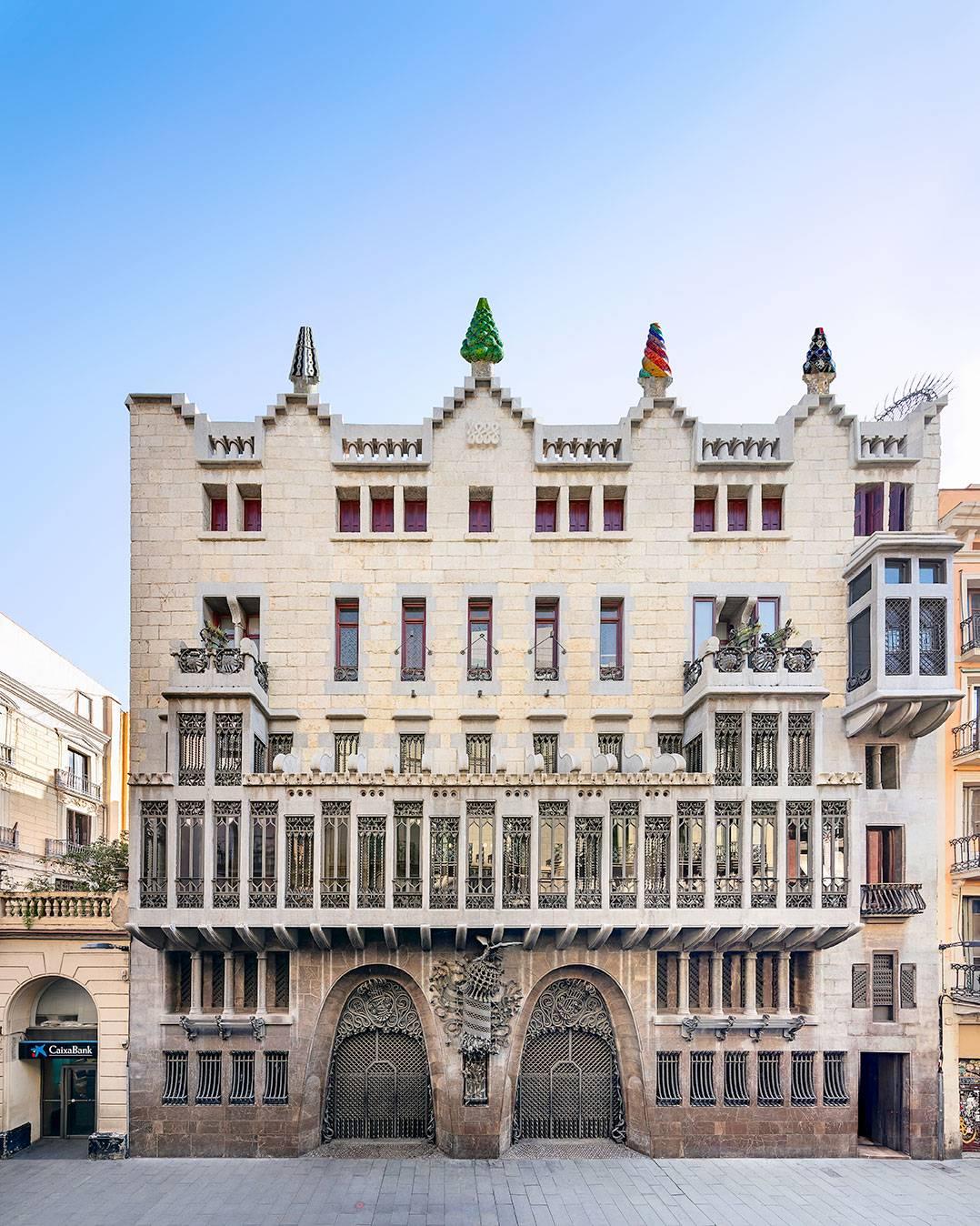 Palau Güell - Gaudí Buildings