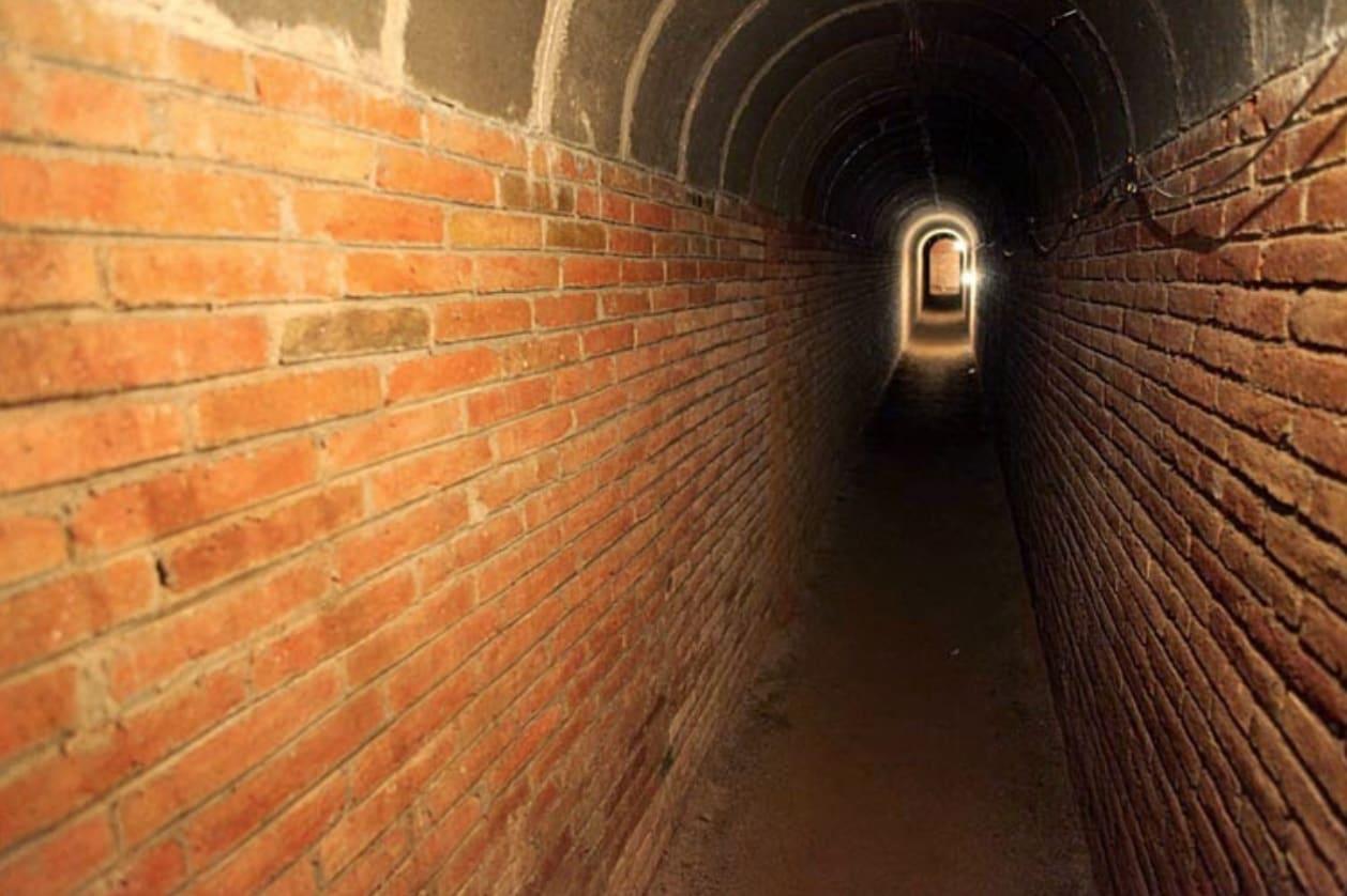 Bomb shelters in Barcelona - Palau de les Heures