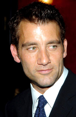Clive Owen in one of the events held during the 080 fashion show in Barcelona