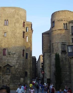calles de gótico