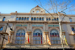 Attend a show at Teatro Liceu