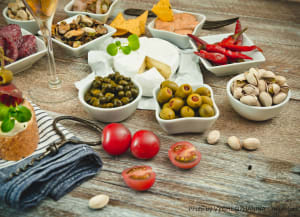 Learn how to make tapas in a Barcelona cooking class