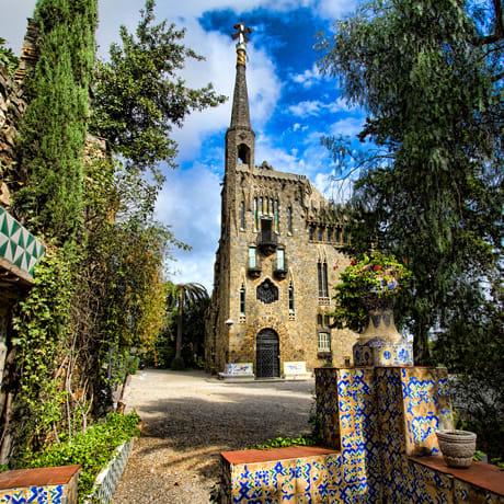 Torre Bellesguard - Gaudí Buildings