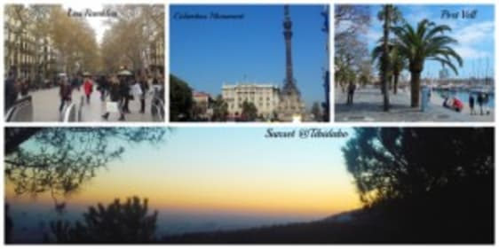 Barcelona Atractions
