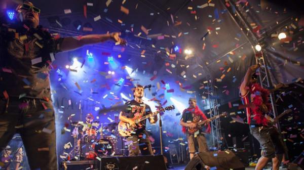 Festa Major de Gràcia - Concerts in Barcelona