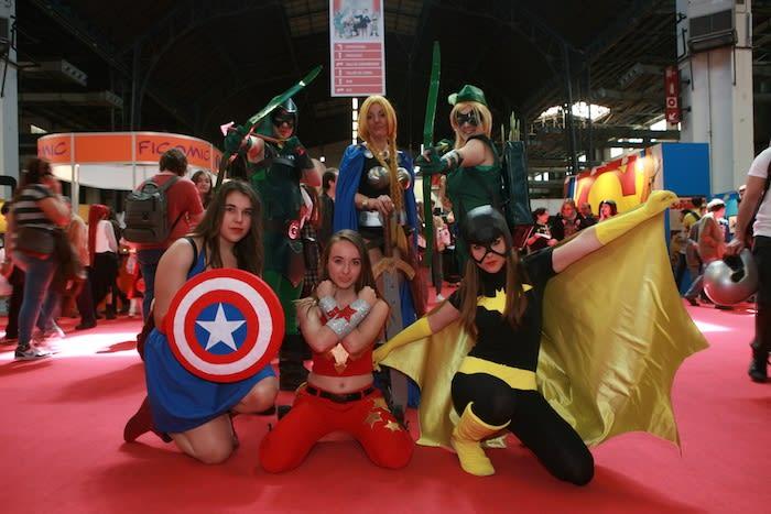 Barcelona Events - Saló del Còmic