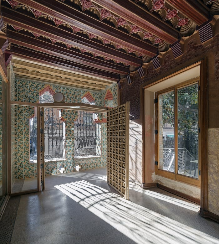 Best Museums in Barcelona - Gaudí's Home