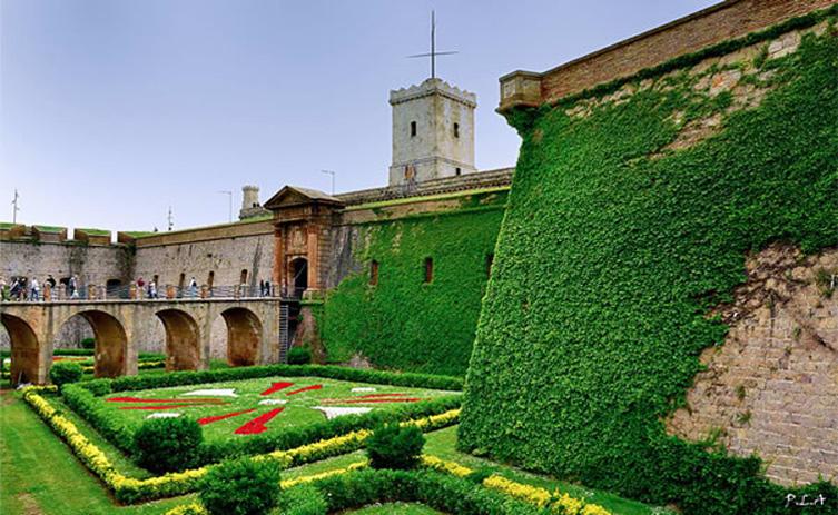 LA Mercè 2019 - Castell de Montjuic