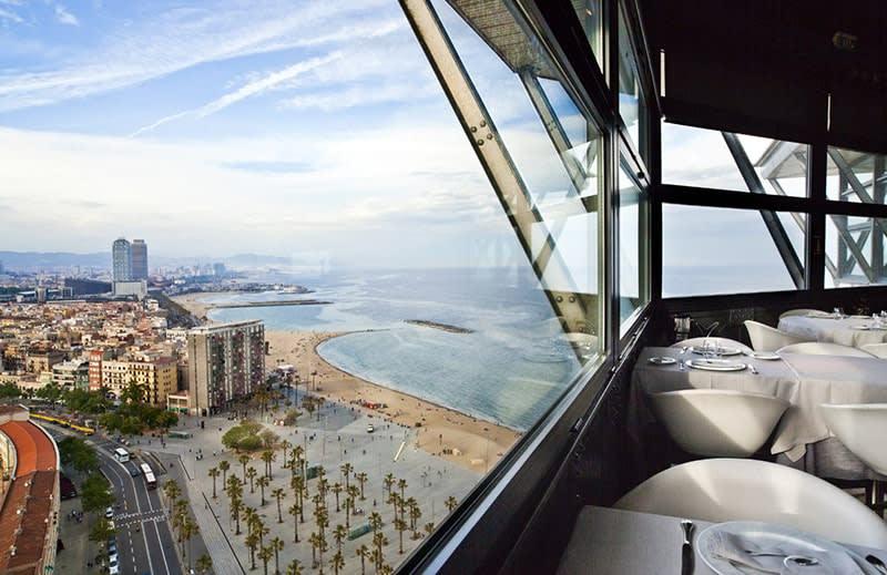Torre de alta mar - Where to eat in barcelona