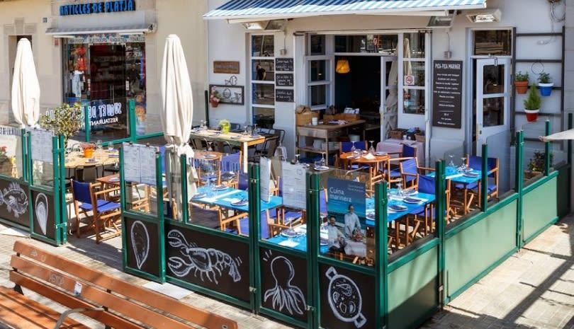 Best Paella in Barcelona -suquet-de-lalmirall-barcelona