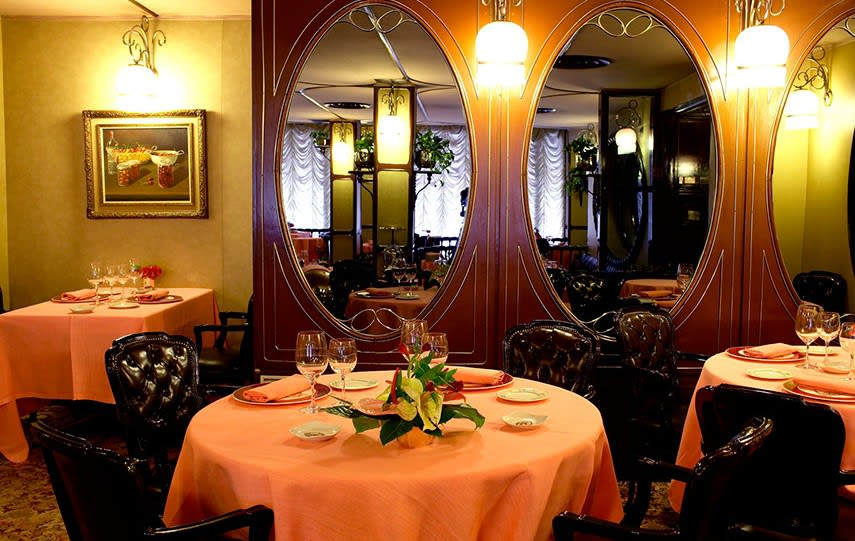 Via Veneto restaurant barcelona