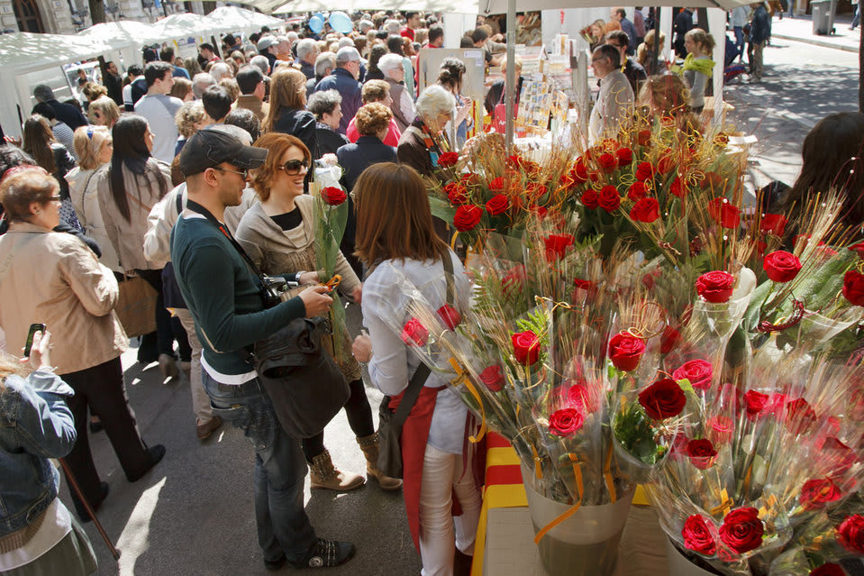 Sant Jordi's Day