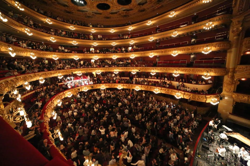Gran Teatre del Liceu - Things to do in Gothic Quarter - Things to do in Ciutat Vella