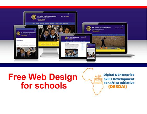 free website design for schools in nigeria