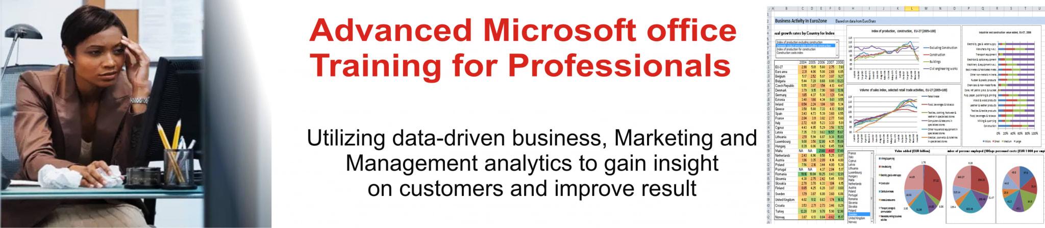Advanced-Microsoft-office
