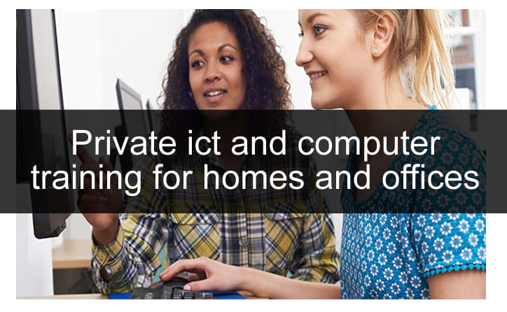 Private ict and computer training for homes and offices in Abuja