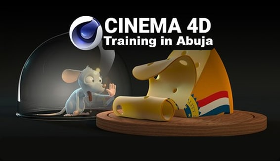 cinema 4d training in Abuja