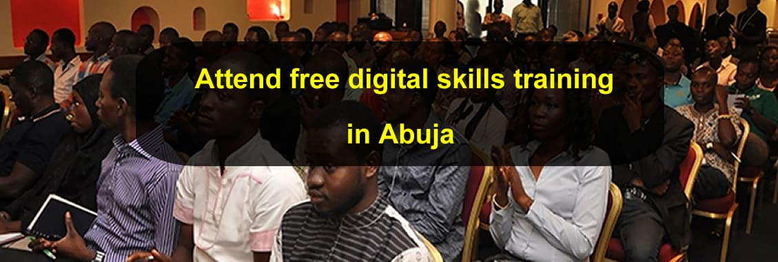 digital-skills-training Abuja