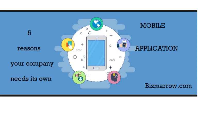 WHY YOUR COMPANY NEEDS ITS OWN MOBILE APP