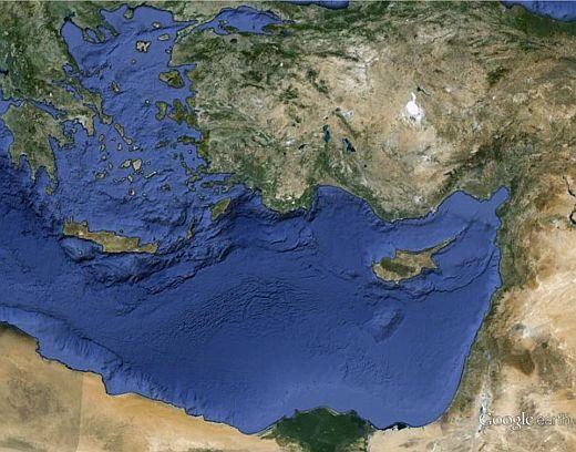 חיבור ישראל לקפריסין ויוון, מתוך מצגת חברת החשמל