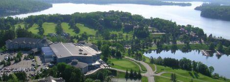 אתר הנופש דירהרסט, קנדה שבבעלות סקייליין