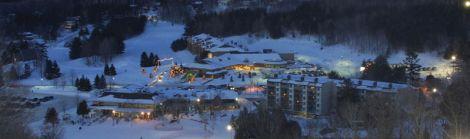 אתר הסקי הורסשו, קנדה שבבעלות סקייליין