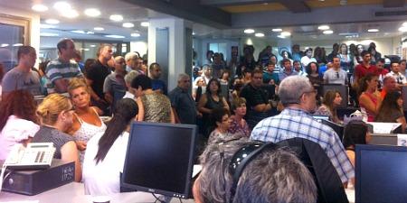 ישיבת החירום היום בדסק החדשות
