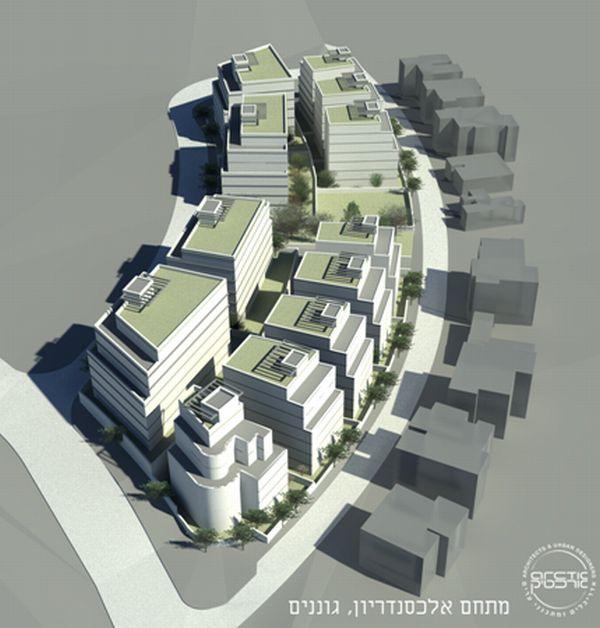 הדמיה אחרי; קרדיט- ארכטיק אדריכלים