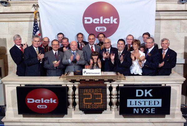 דלק US פותחת את המסחר בבורסת ניו יורק
