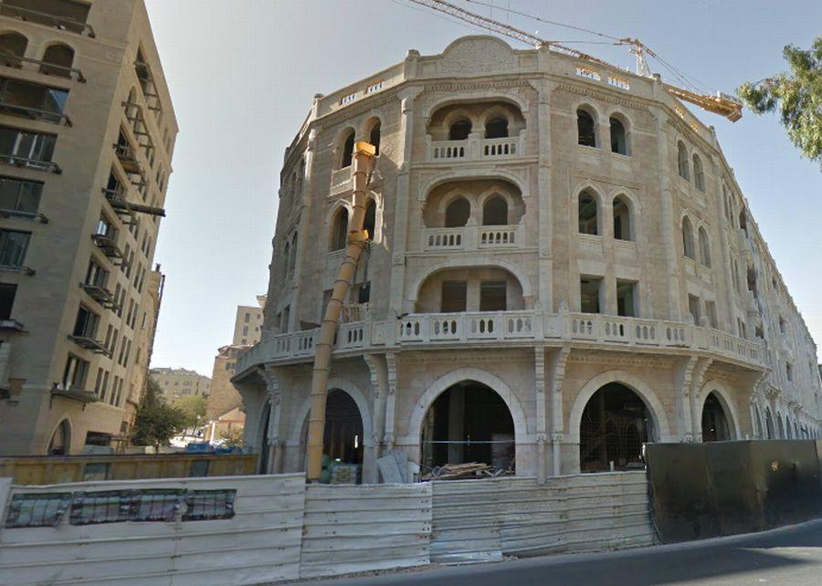 הוולדורף אסטוריה; קרדיט: Google Maps