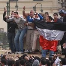 מפגינים במצרים, השבוע