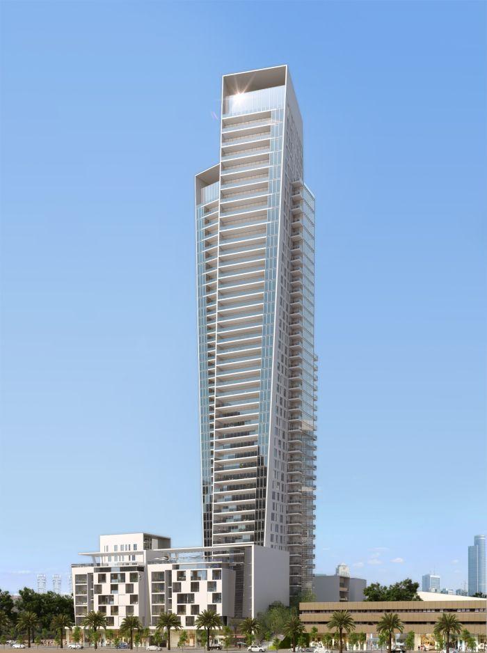 הדמיית המגדל; קרדיט: View Point