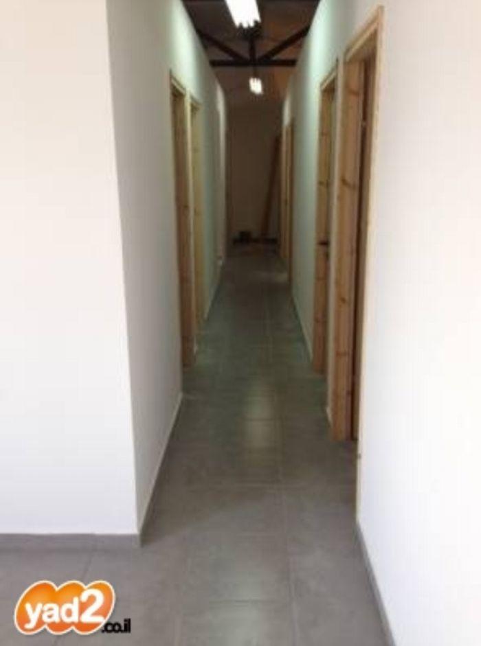 המסדרון בין 9 החדרים; קרדיט: יד2