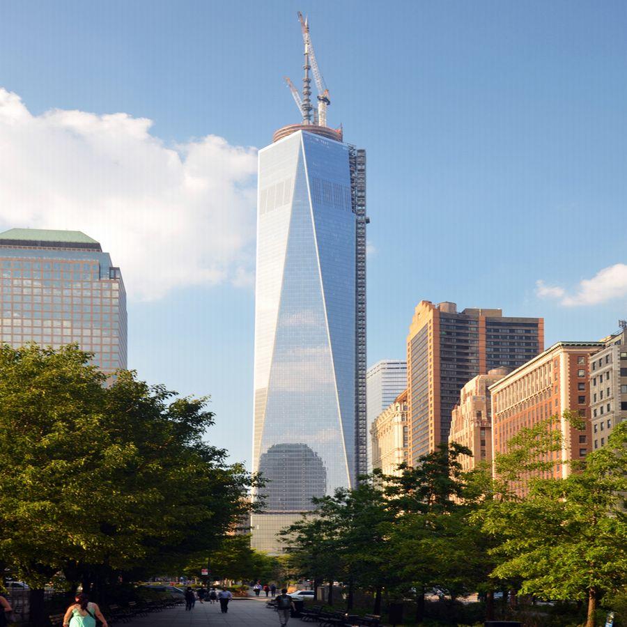מרכז הסחר העולמי בניו יורק, Tectonic Photo, CTBUH