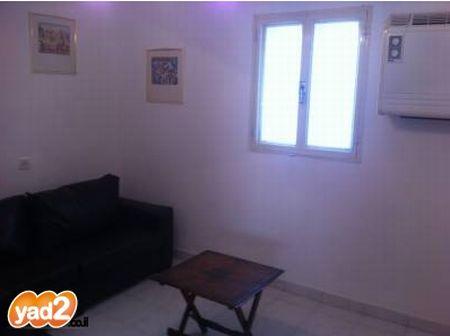 2 חדרים במרכז דימונה; קרדיט: יד2
