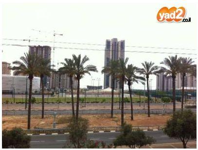 הנוף מהדירה בנתניה; קרדיט: יד2