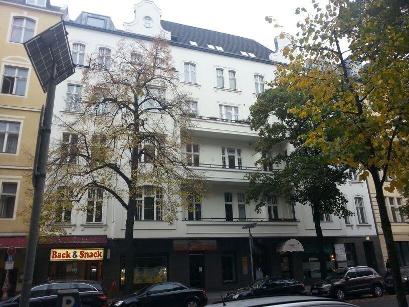 בניין של ADO בברלין; קרדיט: יוסי פינק