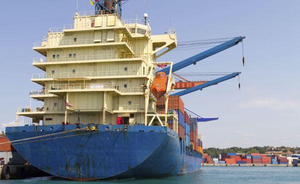 מכולת הובלה ימית; Getty images Israel