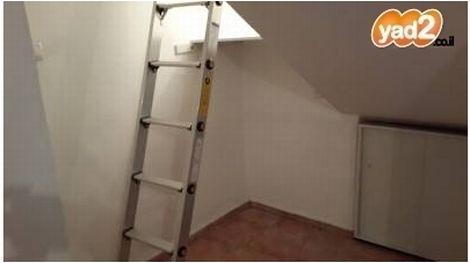 הסולם לקומה השנייה; מקור: יד2