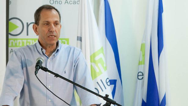 שמואל האוזר בכנס; צילום: אריאל שרוסטר