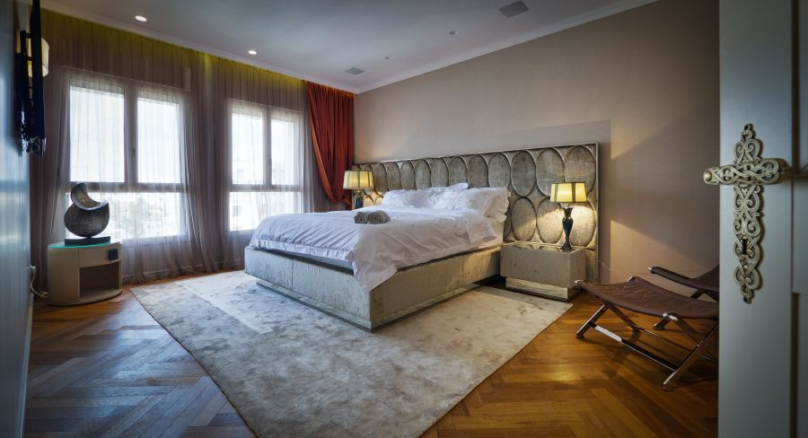 """חדר השינה; קרדיט: יח""""צ"""