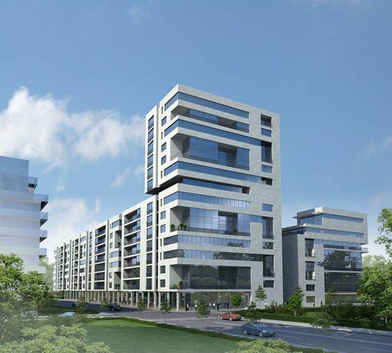 קרדיט: גוגנהיים בלוך אדריכלים ומתכנני ערים